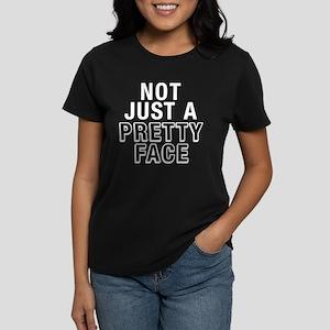 Pretty Face Women's Dark T-Shirt