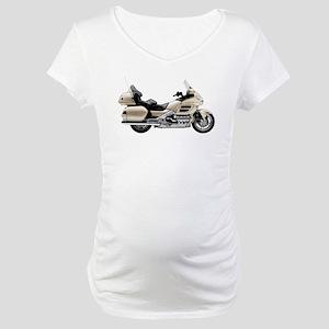 Honda Goldwing Bronze Maternity T-Shirt