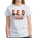 8 SECONDS Women's T-Shirt