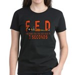 8 SECONDS Women's Dark T-Shirt