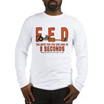 8 SECONDS Long Sleeve T-Shirt