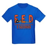 8 SECONDS Kids Dark T-Shirt