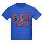 8 SECONDS Kids Dark T-Shirt
