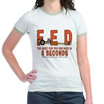 8 SECONDS Jr. Ringer T-Shirt