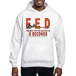 8 SECONDS Hooded Sweatshirt