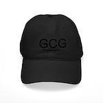 Gcgc Black Cap With Patch
