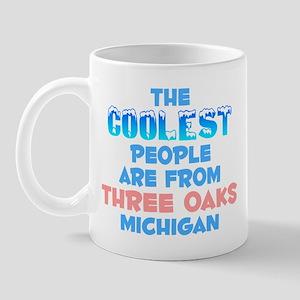 Coolest: Three Oaks, MI Mug