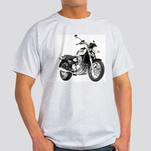 Triumph Thunderbird Motorbike Light T-Shirt
