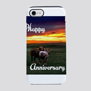 Happy Anniversary iPhone 8/7 Tough Case