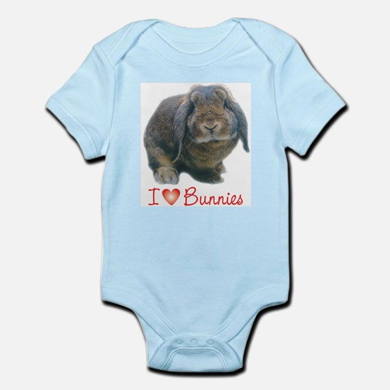 bunny lover Infant Creeper