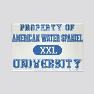 A.W.S. University Rectangle Magnet (10 pack)