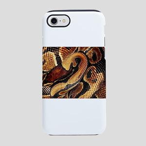 Ball Python coils iPhone 8/7 Tough Case