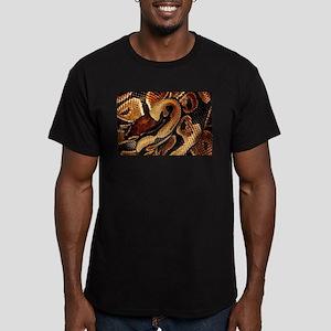 Ball Python coils T-Shirt