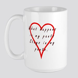 Valentines Day Special Large Mug