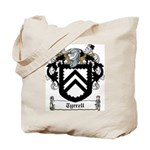 Tyrrell Family Crest Tote Bag