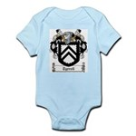 Tyrrell Family Crest Infant Creeper