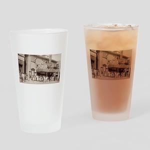 Park Theatre Drinking Glass