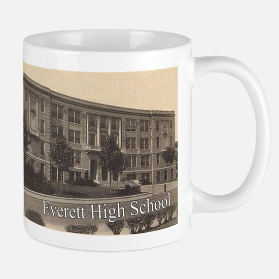Old Everett High School Mugs