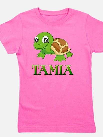 Funny Tamia Girl's Tee