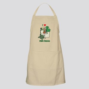 I Love Irish Dance Apron