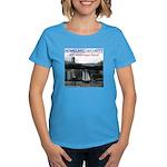 U.S.S. Homeland Security Women's Dark T-Shirt