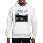 U.S.S. Homeland Security Hooded Sweatshirt
