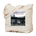 U.S.S. Homeland Security Tote Bag