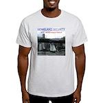 U.S.S. Homeland Security Light T-Shirt