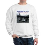 U.S.S. Homeland Security Sweatshirt