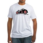 ROD SHOP Fitted T-Shirt