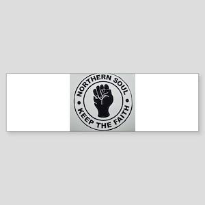 KEEP THE FAITH Bumper Sticker