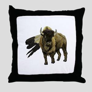 STRONG Throw Pillow