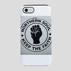 KEEP THE FAITH iPhone 8/7 Tough Case