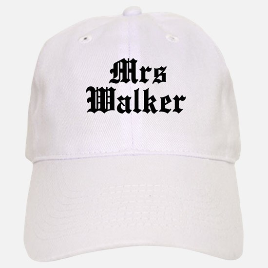 mrs Walker Baseball Baseball Cap