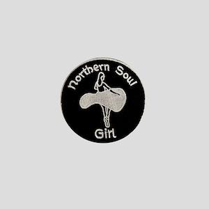 NORTHERN SOUL Mini Button
