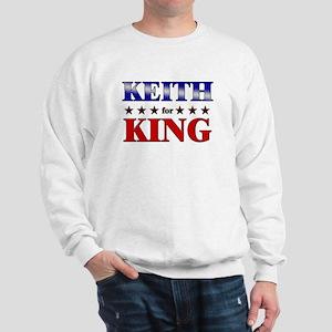 KEITH for king Sweatshirt