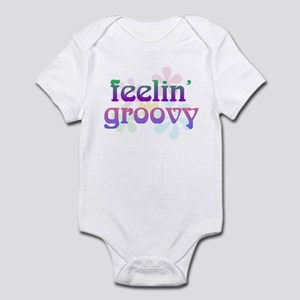 Feelin' Groovy Infant Bodysuit