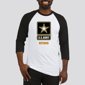 U.S. ARMY RETIRED Baseball Jersey