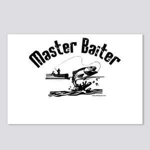Master Baiter Postcards (Package of 8)