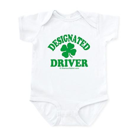 Designated Driver 1 Infant Bodysuit