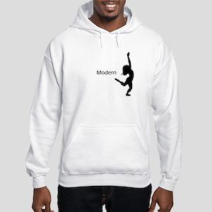 Modern Dancer Hooded Sweatshirt