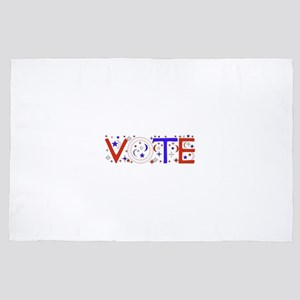 Vote 4' x 6' Rug