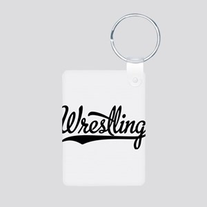 Wrestling Keychains