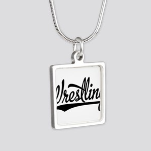 Wrestling Necklaces