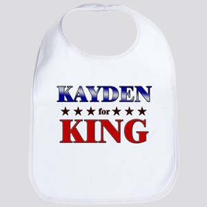 KAYDEN for king Bib