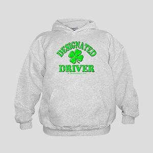 Designated Driver 2 Kids Hoodie