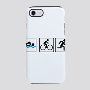 triathlon iPhone 8/7 Tough Case