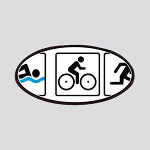 triathlon Patch