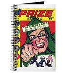 1st Appearance Green Lama SketchBook