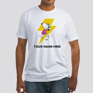 Snoopy Dance Personalizable T-Shirt